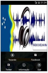 Rádio Ovelha Mix - screenshot