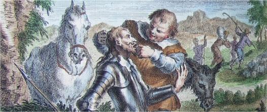 """""""…te hago saber, Sancho, que la boca sin muelas es como molino sin piedra, y en mucho más se ha de estimar un diente que un diamante."""""""