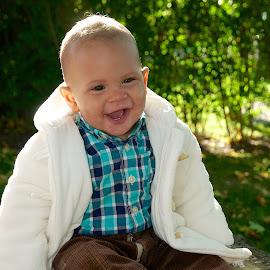 Little Man by Eleanor Labrozzi - Babies & Children Babies (  )
