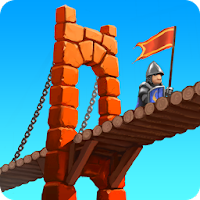 Bridge Constructor Medieval For PC (Windows And Mac)