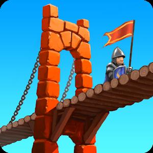 Bridge Constructor Medieval For PC