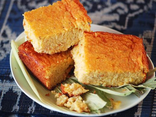 Torta de Elotes (Corn Torte)