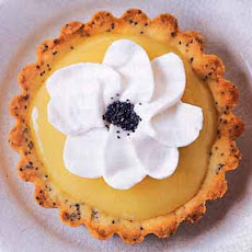 Lemon and Poppy Seed Tartlets