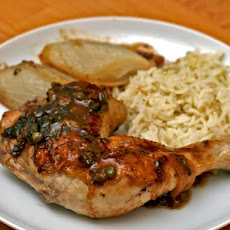 Dinner Tonight: Chicken Catanzaro Style