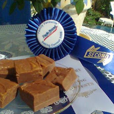 Stephen's Chocolate Peanut Butter Marble Fudge
