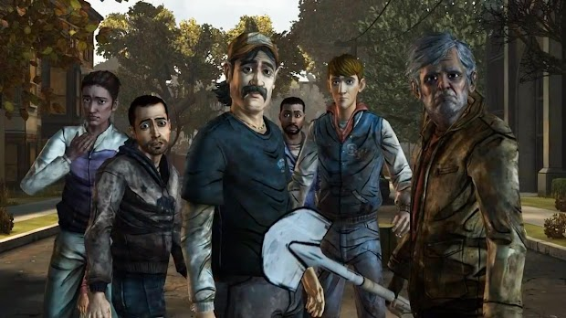 Telltale's The Walking Dead is coming to next-gen