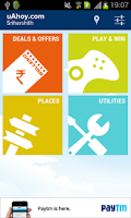 Screenshot of Deals, Coupons, Places - UAhoy