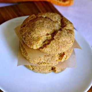 Allergy-free Pumpkin Snickerdoodles