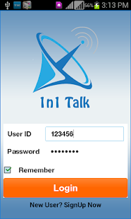 1n1 Talk - screenshot