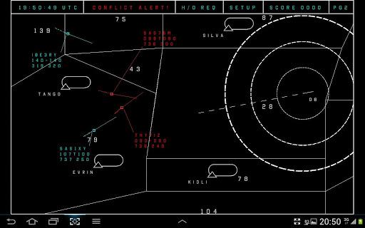 RadarContact - screenshot