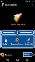 Screenshot of SeñalizaDroide