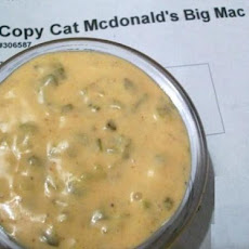 Copycat Mc Donald's Big Mac Sauce