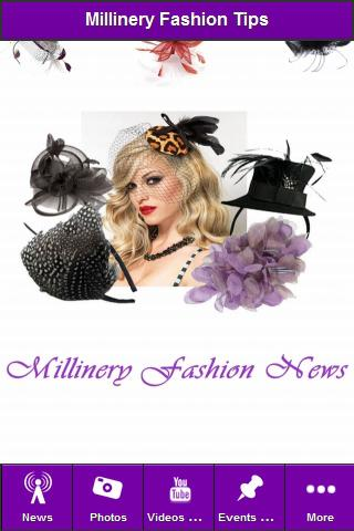Millinery Fashion Tips News
