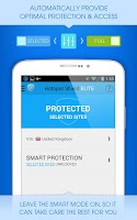 Screenshot of Hotspot Shield VPN & Proxy