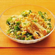 Lemon & Parsley Tabbouleh