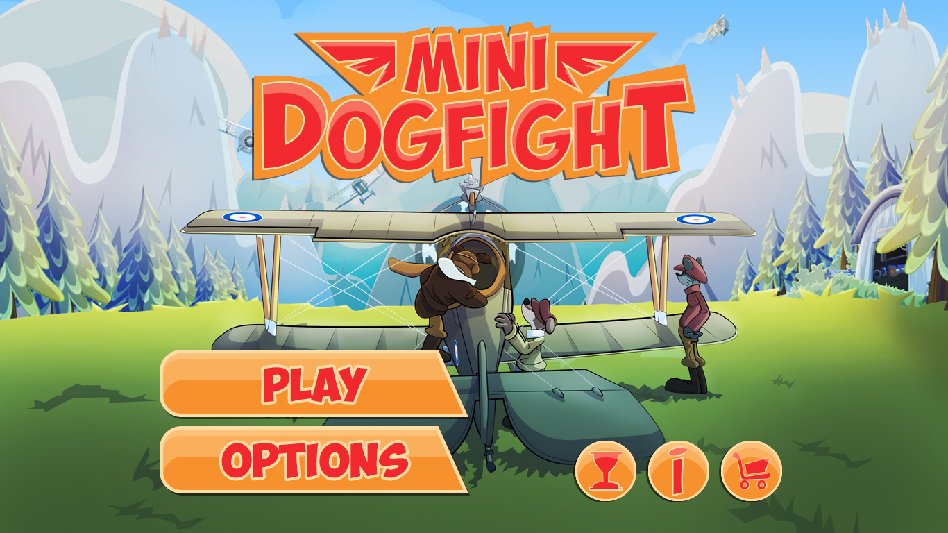 Mini Dogfight Screenshot 14