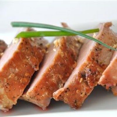 Teriyaki Pork Tenderloin