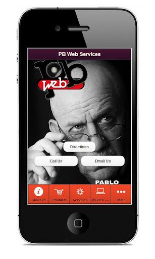 PB Web Services
