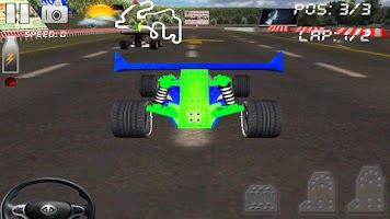 Screenshot of Circuit Racer 2 Racing Fast 3D