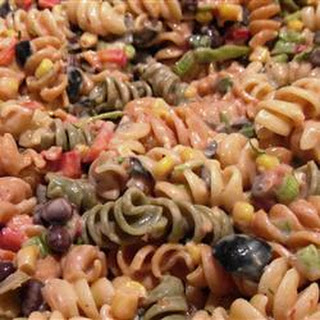 Mexican Pasta Salad Recipes