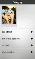 Screenshot of Polaroid Grey Label
