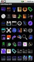 Screenshot of ADW Theme ColorWarp