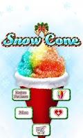 Screenshot of Make Snow Cones