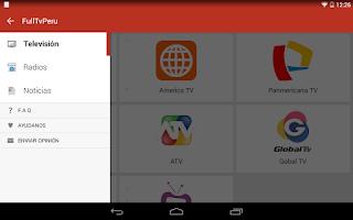 Screenshot of FullTvPeru (tv peru)