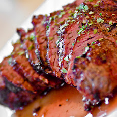 Venison or Beef steak marinade
