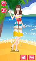 Screenshot of Dress Up - Summer Fashion