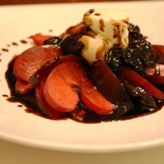 Cherry Balsamic Reduction Recipes