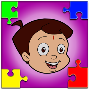 Bheem puzzle Game - Bali Movie