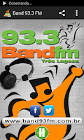 Screenshot of Band 93 FM