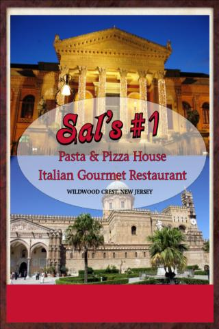 Sal's 1 Pasta and Pizza