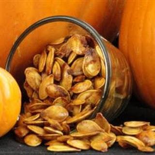 Sweet Spicy Pumpkin Seeds Recipes