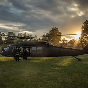 by Peter Engman - Transportation Helicopters