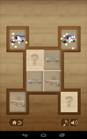 Screenshot of Cars Memory Match 4 Kids