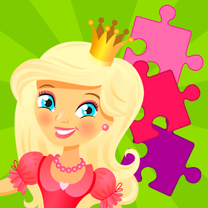 Kids Princess Jigsaw Puzzle