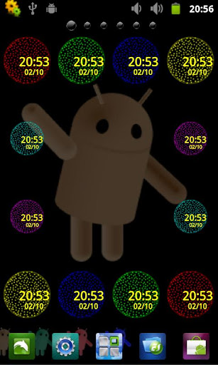 【免費工具App】Beads Digital Clock-APP點子
