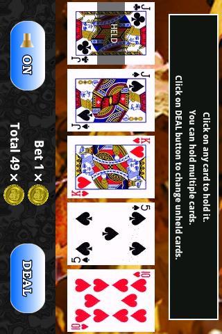 【免費紙牌App】CF Deuce Wild Video Poker-APP點子
