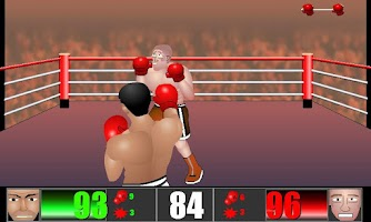 Screenshot of Boxing Fighting