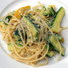 Franco's Pasta with Zucchini and Potatoes