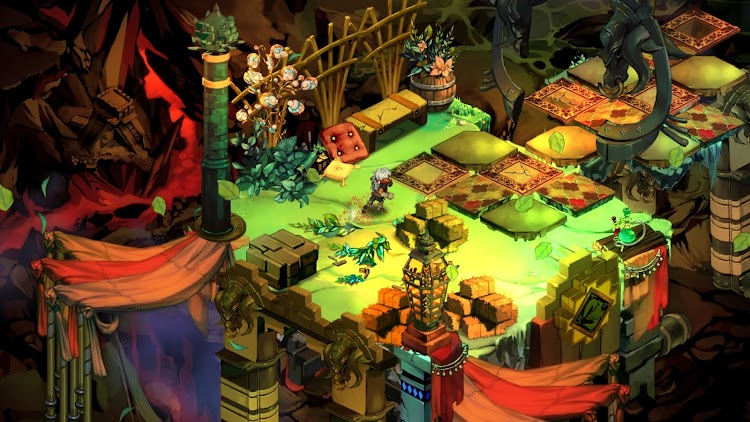 Bastion will hit the PS4 in April