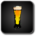 A Glass Donation icon