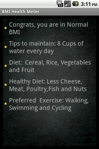 玩健康App|BMI Health Meter Lite免費|APP試玩