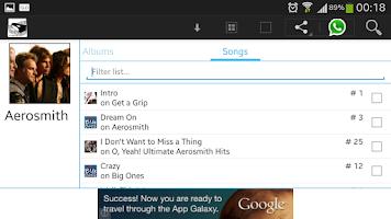 Screenshot of GWhale