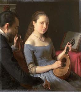RIJKS: Charles van Beveren: painting 1850