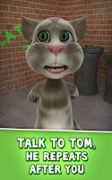 Screenshot of Talking Tom Cat