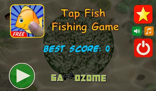 Tap fish fishing game apk 1 1 free arcade games for android for Secret fish in tap tap fish
