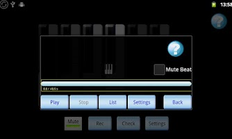 Screenshot of Metronome Pro